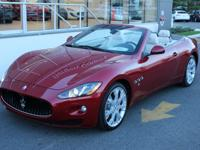 2015 Maserati GranTurismo Convertible - REDUCED - SAVE