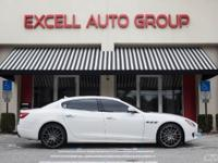 Introducing the powerful 2015 Maserati Quattroporte