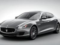 This is a Maserati, Quattroporte for sale by Miller