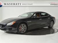 2015 Maserati Quattroporte S Q4 Gold Coast Maserati is