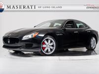 2015 Maserati Quattroporte S Q4 Ferrari-Maserati of