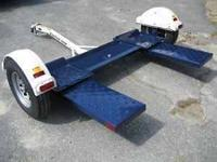 Brand new 2015 Master Tow RV/Car tow dolly. It comes