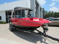 This is a Preowned 2015 Mastercraft NXT that has Full