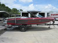 This is a Good Clean boat used by Florida Southern