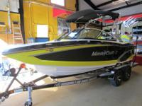 X20 is the first MasterCraft designed from the fins up