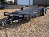2015 Maxey Steel Floor Car Hauler 2-3.5 K lb Posi Lube