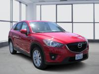 Mazda Certified, CARFAX 1-Owner, LOW MILES - 17,513!