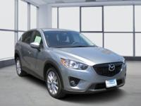 Mazda Certified, CARFAX 1-Owner, ONLY 32,856 Miles!