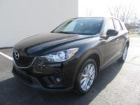Options:  2015 Mazda Cx-5 Grand Touring|Jet Black