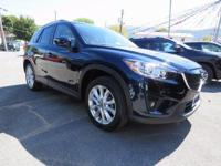 This 2015 Mazda Cx-5 will sell fast -Leather -Bluetooth