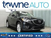Recent Arrival!  2015 Mazda CX-5 Grand Touring,