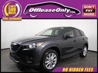Outstanding Deal!! One Owner. This 2015 Mazda CX-5