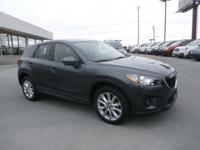 One Owner, Clean CarFax. The 2015 Mazda CX-5 marks the