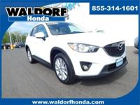 Options:  2015 Mazda Cx-5 Grand Touring|**One