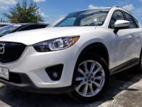 2015 Mazda CX-5 Grand Touring This 2015 Mazda CX-5