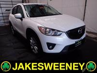 Our One Owner 2015 Mazda CX-5 Grand Touring AWD is a