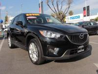 Mazda Certified. SUV buying made easy! It's time