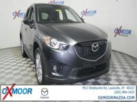 Just Reduced! 2015 Mazda CX-5 Grand Touring Power