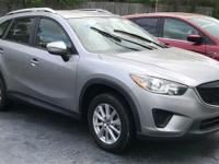 CARFAX One-Owner. Liquid Silver 2015 4D Sport Utility