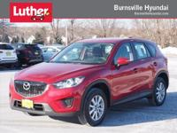 CARFAX 1-Owner. EPA 30 MPG Hwy/24 MPG City! CX-5 Sport