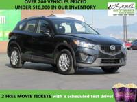 CarFax 1-Owner, This 2015 Mazda CX-5 Sport will sell