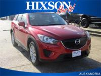 Check out this gently-used 2015 Mazda CX-5 we recently