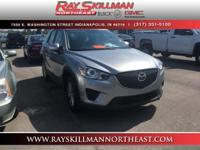 CX-5 Sport trim. LOW MILES - 29,541! EPA 32 MPG Hwy/26