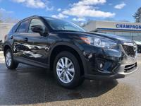 Exceptionally clean 2015 Mazda CX-5 Touring AWD with
