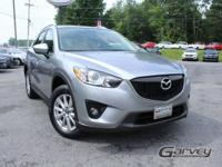 New arrival! 2015 Mazda CX-5 Touring! Only 69,723