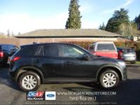 Beautiful 2015 Mazda CX-5 Touring All-Wheel-Drive! With