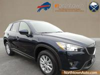 Familiarize yourself with the 2015 MAZDA CX5 TOURING!!