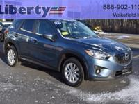 2015 Mazda CX-5 MOONROOF**, **BLUETOOTH**, ACCIDENT