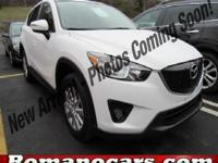 One owner mazda cx-5 touring awd moonroof bose
