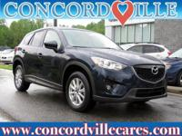 Nice SUV! It's time for Concordville Nissan