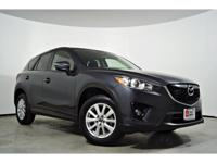 CARFAX One-Owner. Clean CARFAX. Charcoal 2015 Mazda