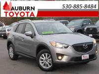 LOW MILEAGE, BACKUP CAMERA, BLUETOOTH! This 2015 Mazda