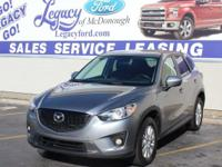 Come see this 2015 Mazda CX-5 Touring. Its Automatic