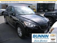 Options:  2015 Mazda Cx-5 Touring|Black|There Is No