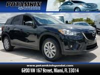 2015 Mazda CX-5Touring. All the right ingredients!