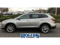 The Mazda CX9 is a very clean, loaded mid sized SUV