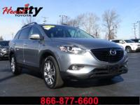 Look at the value Mazda brings to this 2015 Mazda CX-9!