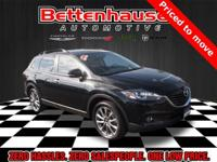 Options:  2015 Mazda Cx-9 Grand Touring|Black|Low Miles