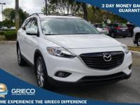 2015 Mazda CX-9, *One Owner*, All Routine Maintenance