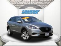 2015 Mazda CX-9 Touring AWD Certified,,Dual Front Air