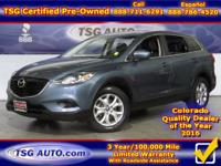 **** JUST IN FOLKS! THIS 2015 MAZDA CX-9 TOURING HAS