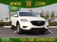 Options:  2015 Mazda Cx-9  What You See Is What You