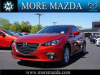 This 2015Mazda MAZDA3 SAVE MONEY AT THE PUMPS KNOWING