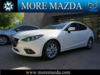 This 2015Mazda MAZDA3 i Grand Touring will sell fast!!
