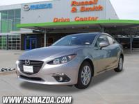 This outstanding example of a 2015 Mazda Mazda3 i Grand