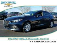 FUEL EFFICIENT 40 MPG Hwy/30 MPG City! Mazda3 i Grand